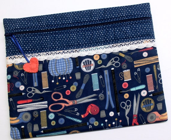 Tools of the Trade Cross Stitch Project Bag