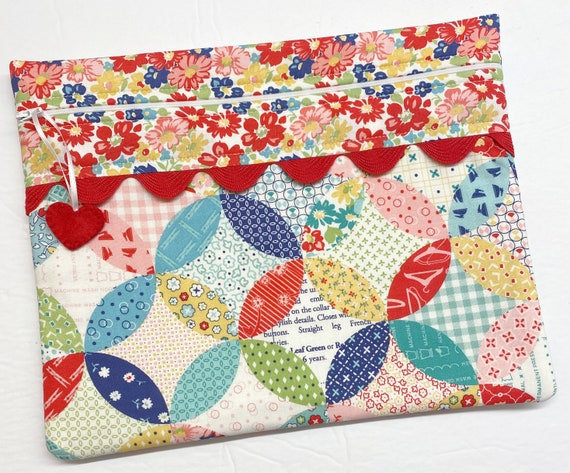 Fresh Laundry Cross Stitch Project Bag