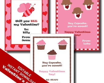 Valentine Cards, Personalized Valentines, Valentines Day Cards, Valentines Day Card, Kids Valentines, Valentines Day for Kids