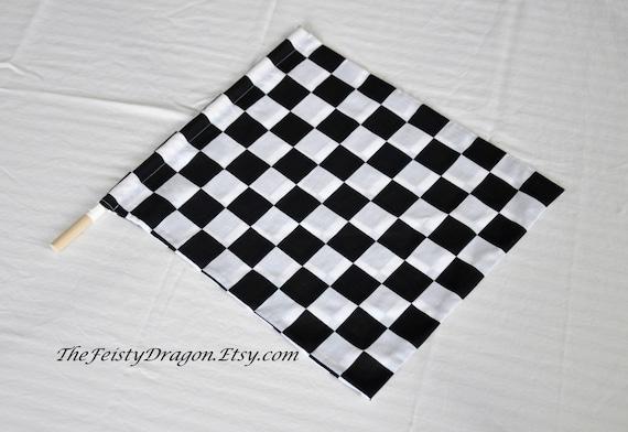 checkered flag finish line flag race flag toy flag play etsy