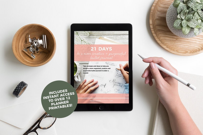 Bullet journaling eBook  21 Days To A More Creative And image 0