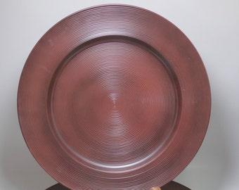 Vintage ... & Metal dinner plates | Etsy
