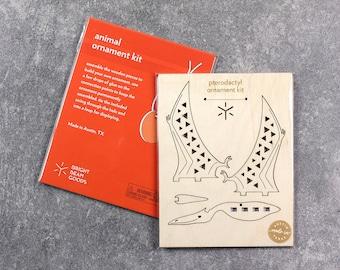 Pterodactyl Ornament Kit