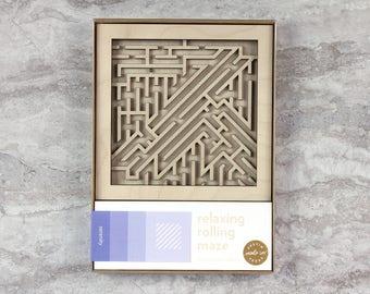 Rolling Maze - Serenity