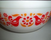 Friendship 403 Vintage Pyrex Nesting Mixing Bowl 2 1 2 Quart