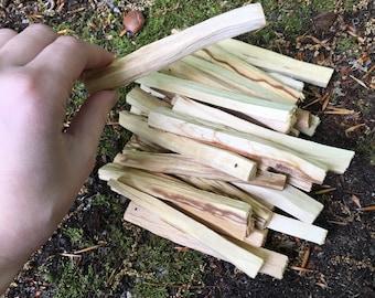 5 palo santo sticks