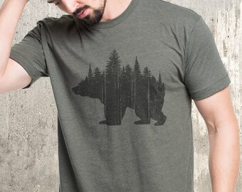 RIFLES PERFORMANSE SPORTS T-SHIRT FORREST GREEN DOUBLE SIDED SCREEN PRINTED