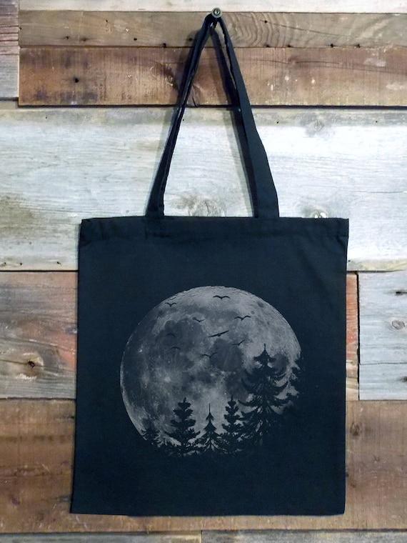Camper Unisex Moon Tote