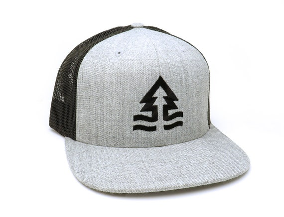 Flexfit Hats for Men /& Women Pine Tree Style A Embroidery Dad Hat Baseball Cap
