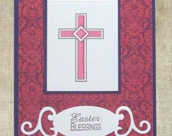 628f980fefa6 Easter cross | Etsy