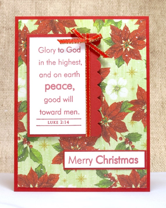 Christmas cards religious christmas bible verse card etsy image 0 m4hsunfo
