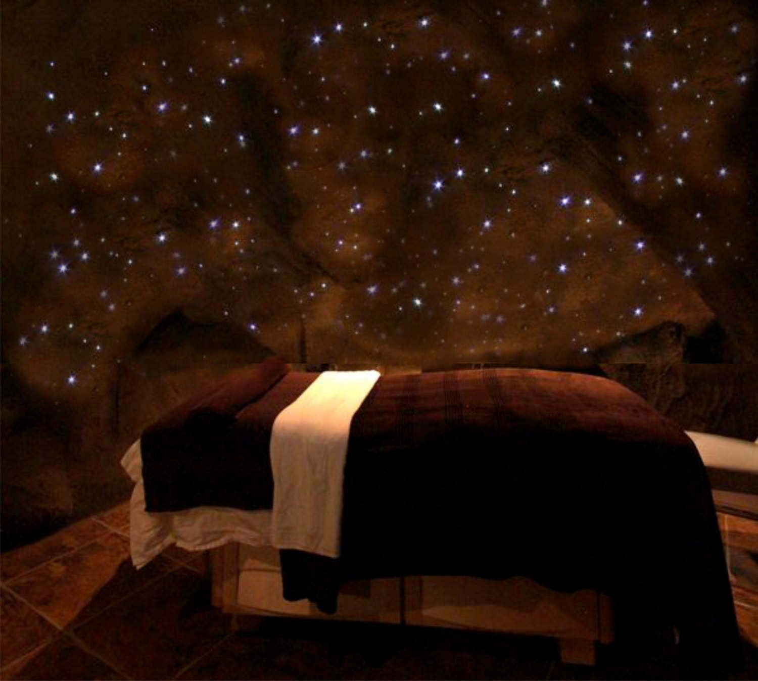 relaxing massage decor glow in the dark stars romantic wall etsy rh etsy com massage room decorating feng shui massage room decor for sale