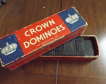 Crown Dominoes Etsy