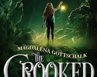 Juvenile Fiction 2017 NYC Big Book Awards Winner, PreTeen Middle Grades to Young Adult Epic Fantasy Fiction Novel, Magdalena Gottschalk