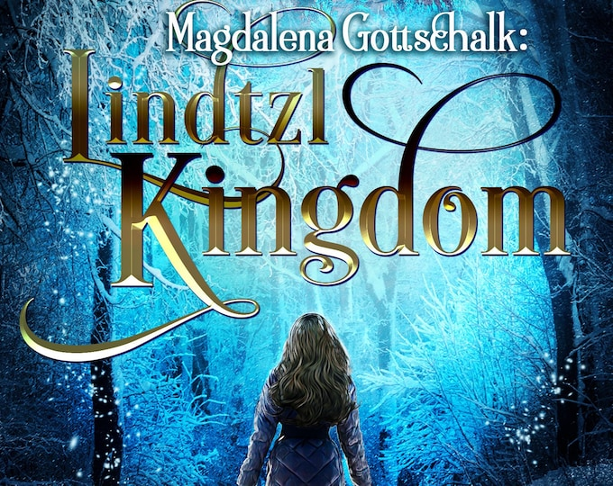 Upper Middle Grade to Lower Young Adult Fantasy Thriller Faith-Based Fiction Book, Book 3 of the Magdalena Gottschalk Children's Series
