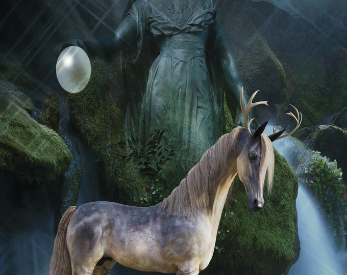 eBook Cover, Premade Digital eBook Cover, Fantasy Young Adult Midnight Garden Book Cover, Premade eBook Cover, KDP eBook Cover Premade