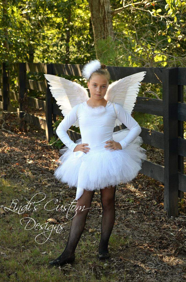 4c3d391e2 Swan Halloween Costume Swan Tutu Costume for Children Teens