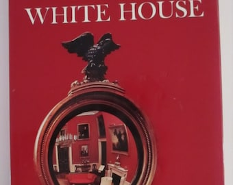 White House Book Vintage Books Newsweek Book Division Kenneth Leish The White House Historical Book Oval Office Presidents SHIPSWORLDWIDE