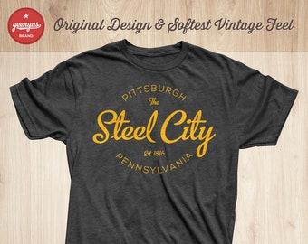 Pittsburgh t shirt  74fc33b5c