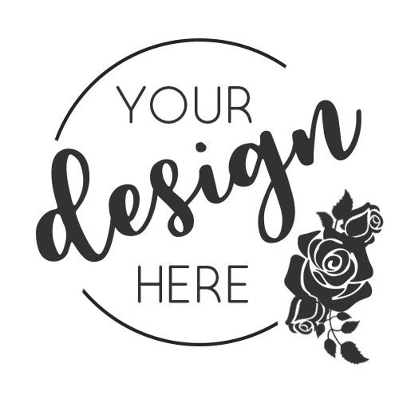 Your Design Here  Original Design Sketch  Two Revisions image 0