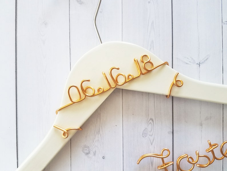Add A Date To Your Hanger  This Add On Must Be Purchased With image 0