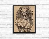 Dead Or Alive Art Print 8...