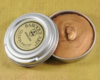 Gilders Paste - Antique Gold - 1.5oz Tin - Metal Colorant