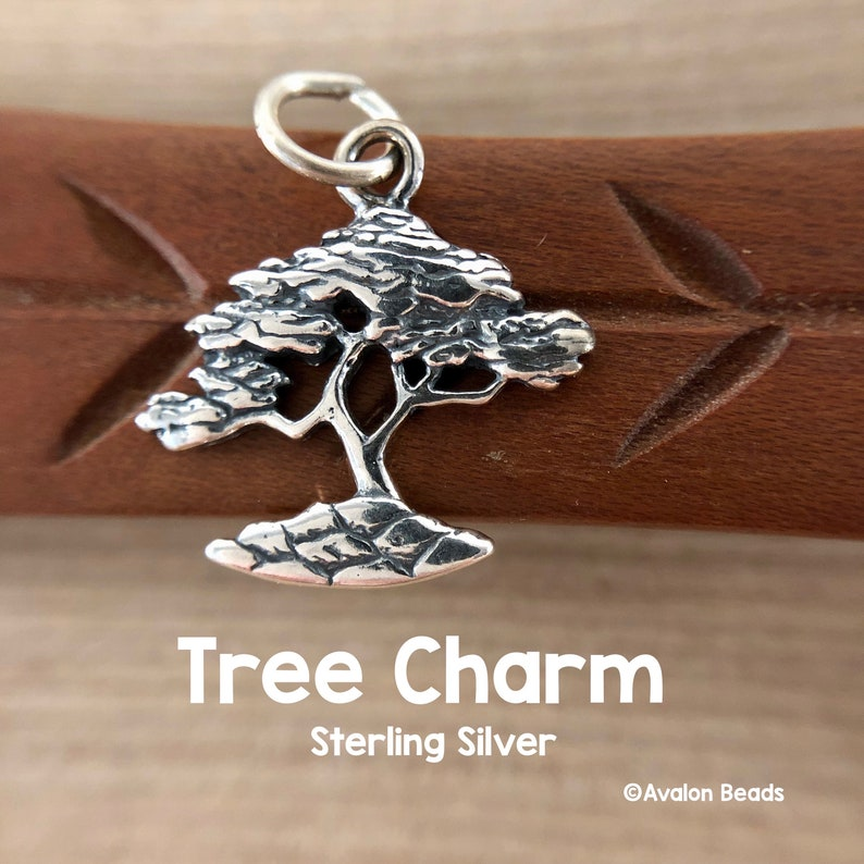 Sterling Silver Oxidized One Sided Christmas Stocking Charm