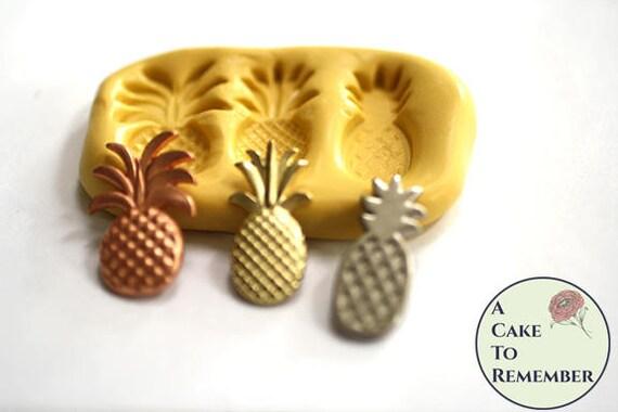Kleine Ananas Form für Kuchen dekorieren winzige Cupcake | Etsy