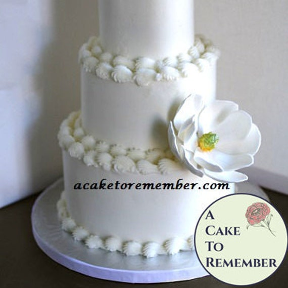 Downloadable Pdf How To Make Your Own Wedding Cake Diy Wedding Cake Diy Weddings Sugar Craft Tutorial