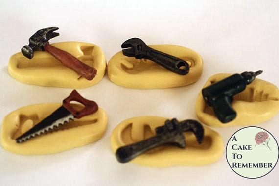 Werkzeuge-Form-Set für Kuchen Dekoration Kuchen Dekoration | Etsy