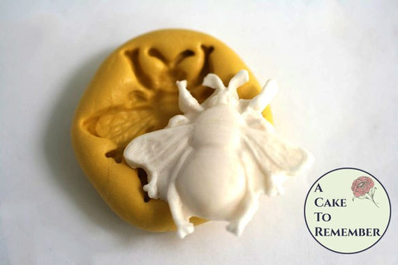 Große Biene Form für Kuchen dekorieren 1 1/2 lang | Etsy