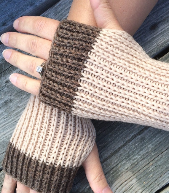 Fingerless Gloves Knit Gloves Hand Warmers Texting Gloves Etsy