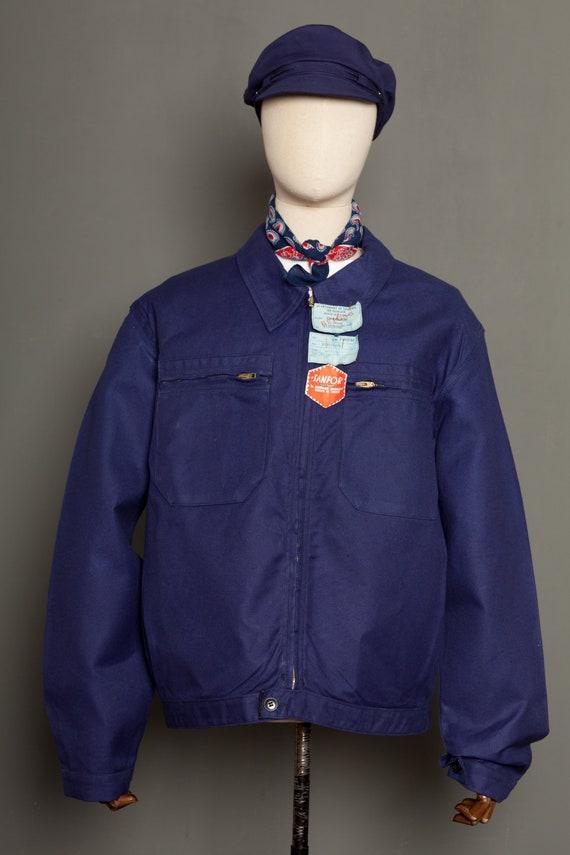 French Workwear Spencer (XXL)