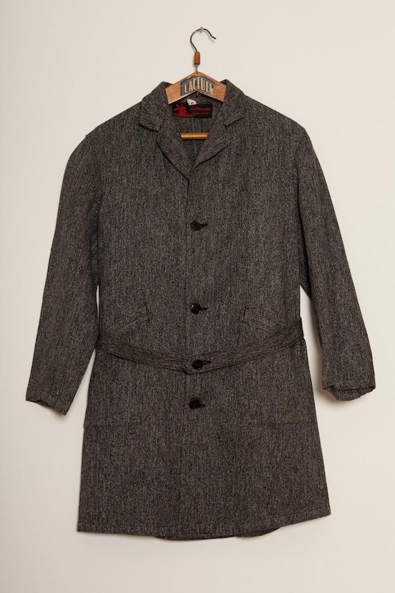 Salt&Pepper Children Blouse Coat School Vintage 40