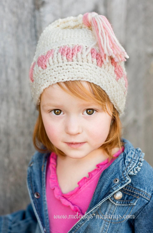 Valentines Day Crochet Pattern Valentines Day Hat Etsy