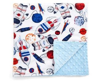 Space Cadet Baby Blanket