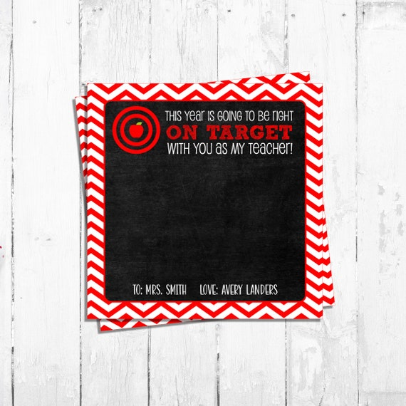 graphic relating to Printable Target Gift Card called Editable - Instructor Reward Card Holder - Concentrate Instructor Card