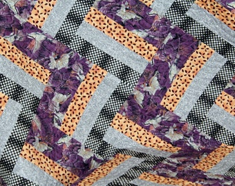 LAP QUILT.  Baby quilt. Toddler quilt. Man Cave gift. Gifts for him. Gifts for her. Wedding gift. Birthday gift.