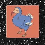 Dodo Bird Vinyl Decal Sticker // Laptop Sticker // Student Gift