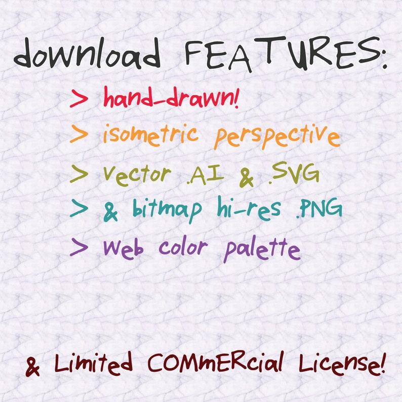 Halloween SVG Digital Vector Hand Drawn Autumn Clip Art Download .AI .PNG Stock Graphic Design Element instant download Jack O Lantern