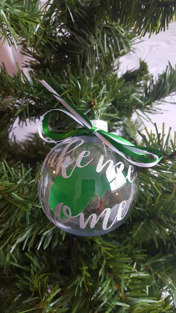 image 0 - Take Me Home Ornament West Virginia Ornament WV Gifts Etsy