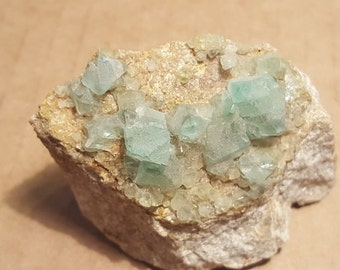 Beautiful Fluorite specimen