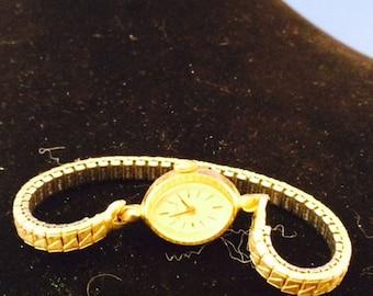 Old Ladies Wrist Watch