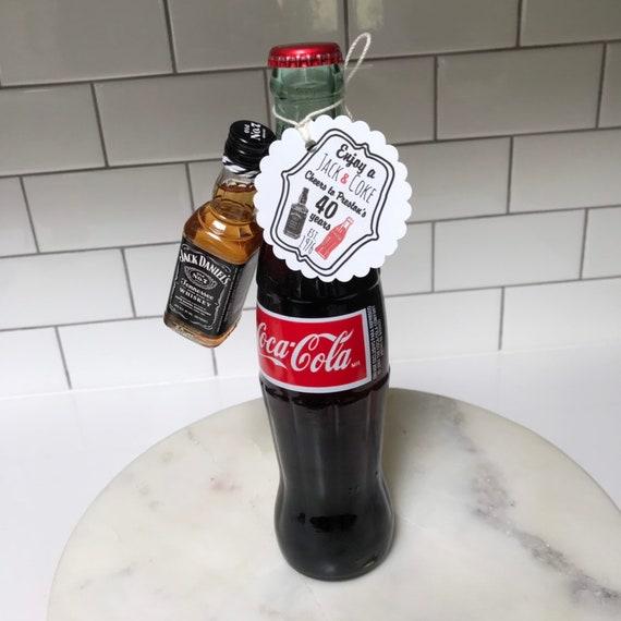 Jack Coke Favor Tag Set De 24 Etiquetas Personalizadas Etsy