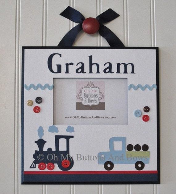 Picture Frames . Hanging Frames . Nursery Frames . Childrens | Etsy
