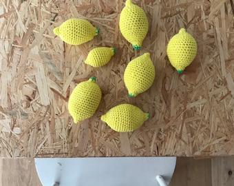 Zitronenrassel für Babies