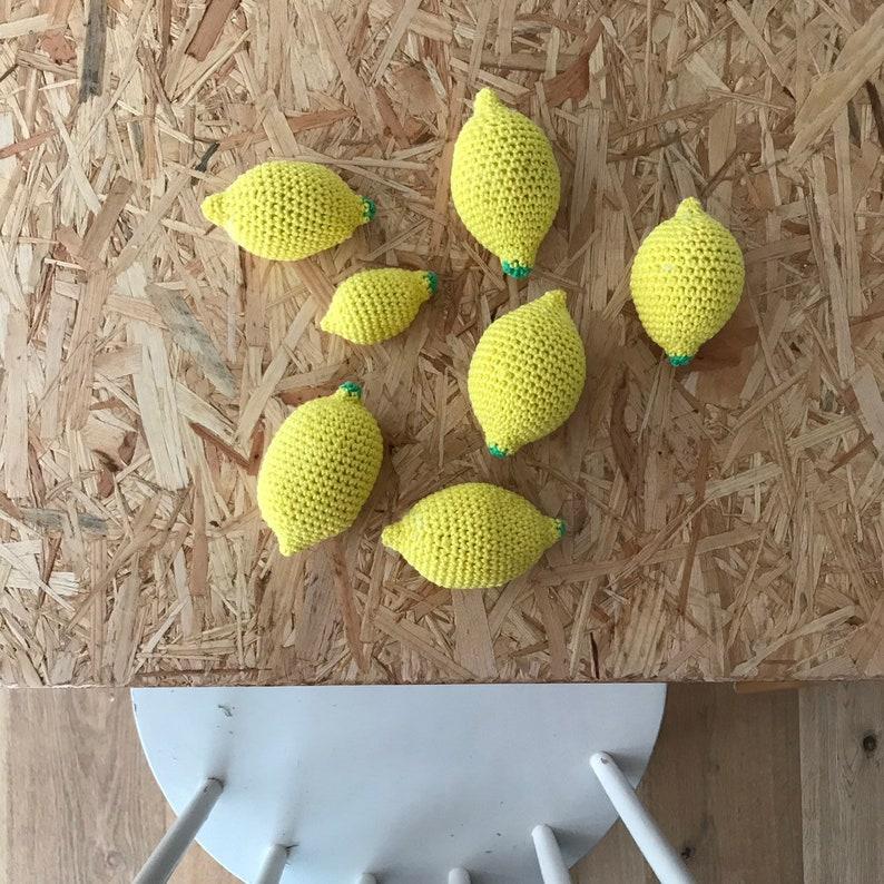 Zitronenrassel für Babies image 0