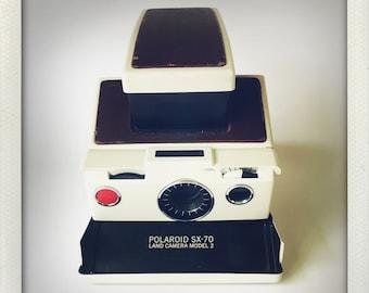 Polaroid SX-70 Land Camera Model 2 - GUARANTEED WORKING