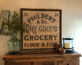 Fixer Upper Inspired Philbert and Co.